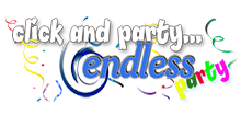 Endless party sponsor logo